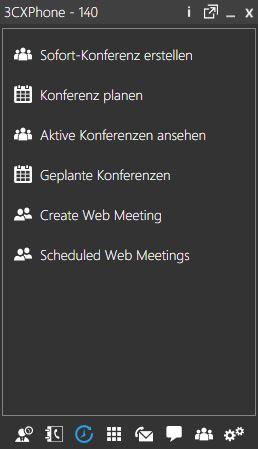 3CX Phone Web Meeting